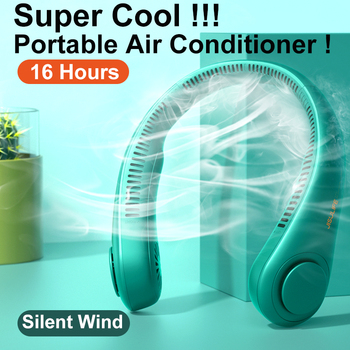 JISULIFE мини вентилятор без пузырьков, Круглый Вентилятор, 4000 мАч, USB Перезаряжаемый вентилятор, бесшумные спортивные вентиляторы для дома, для...