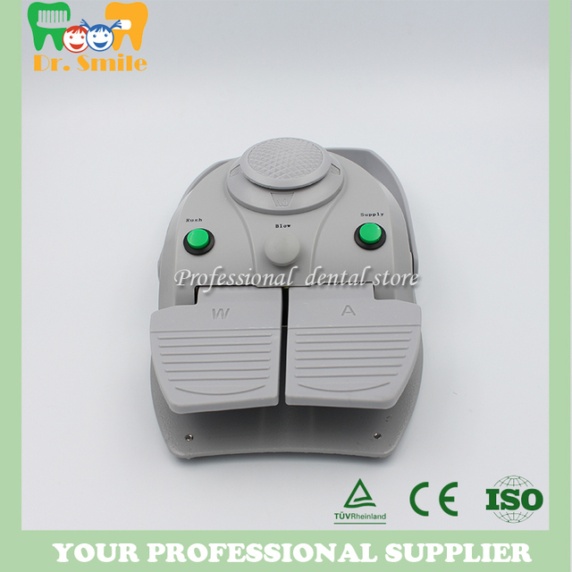 Dental Unit Multi Function Foot Pedal Foot Control