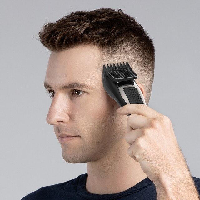 Профессиональная машинка для стрижки волос ENCHEN Sharp3S