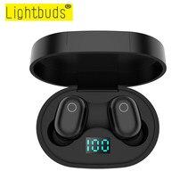 Novo tws fones de ouvido bluetooth estéreo sem fio fones gaming handsfree controle toque aparelhos auditivos para iphones