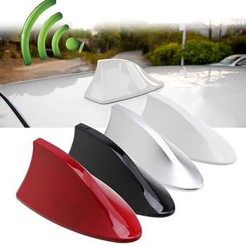 Universal Car Decorative Antenna No Function Shark Fin Radio Antena Aerial for BMW/Honda/Toyota/Hyundai/Kia/etc Accessories image