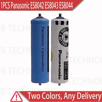 Golarka elektryczna depilator masaż 3 6V 680MAH akumulator litowo-jonowy do Panasonic ES8042 ES8043 ES8044 ES8046 ES8048 ES8075 tanie i dobre opinie 700 mAh Li-Ion Baterie Tylko Pakiet 1 1PCS ES8042 ES8043 ES8044 ES8046 ES8048 ES8075 E ES8101 ES8103 ES8109 ES8111 ES8113 ES8163 E