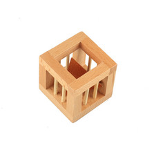 Wooden Puzzle Maze Toy Challenging Educational Toy Gift For Adults Children Kids New Creative Toys