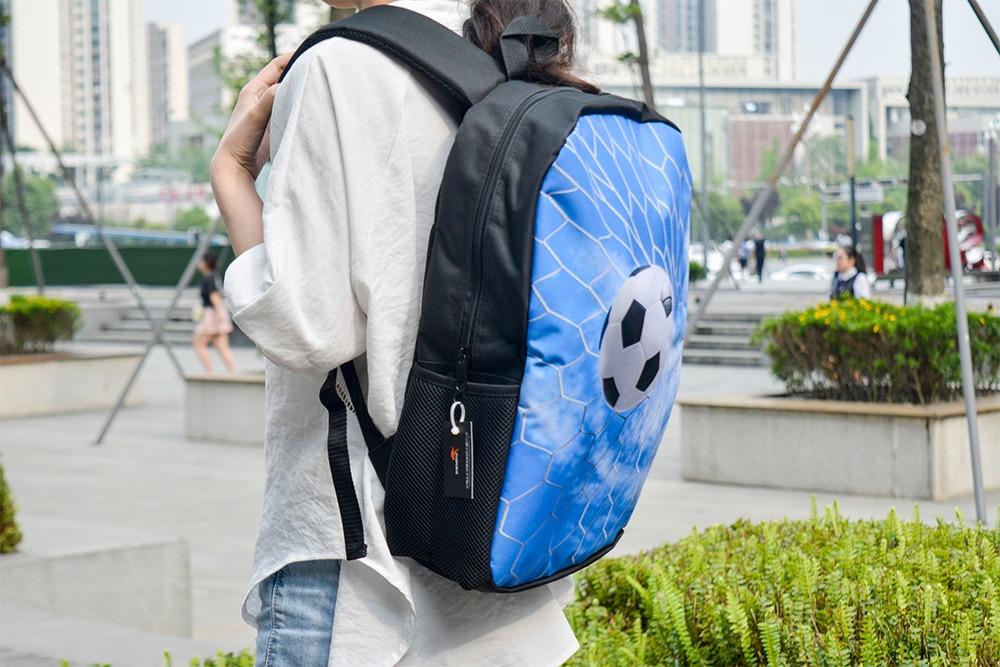 FORUDESIGNS 3Pcs School Bag Set for Kids Dog 3D Print School Backpack Girls Bagpack Children Boys Cute Bookbag Satchel Daypack in Backpacks from Luggage Bags