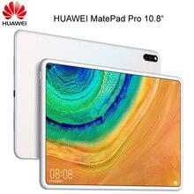 """화웨이 MatePad 프로 10.8 """"4G LTE 태블릿 안드로이드 10 기린 990 옥타 코어 2560x1600 IPS 7250mAh 블루투스 5.1 구글 플레이 태블릿 PC"""