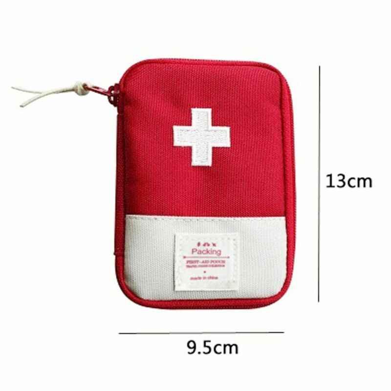 Rumah Darurat Tas Medis Pertolongan Pertama Tas Paket Bertahan Hidup Penyelamatan Casing