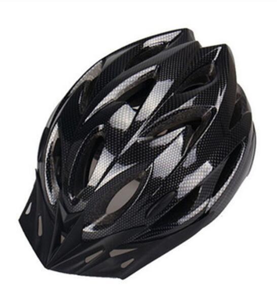 Carbon Black Helmet