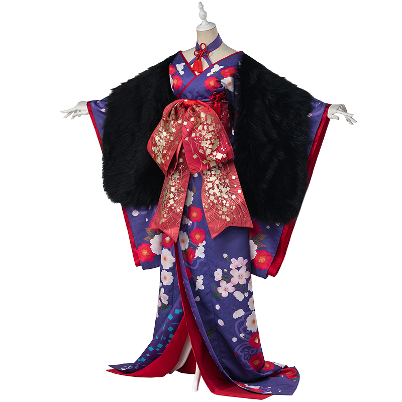 PromoteÖCosplay Costume Kimono Saber Fate Anime UWOWO Grand-Order/fgo Stay-Night Women Pendragonµ
