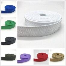 2 ярдов 30 мм лента из полипропилена поясная сумка нейлоновая сетчатая лента для распылитель ранцевого типа для с обвязки Швейные поясная су...