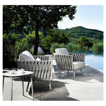 Luxury Rope Garden Sofa Set  2