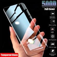 Защитное закаленное стекло на экран для Samsung S10 Plus протектор экрана из закаленного стекла S8 S9 5G E стекло S20 S21 ультра Note 8, 9, 10, 20 защиты S для дете...