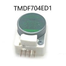 Temporizador de descongelación de refrigerador, nuevo buen funcionamiento, alta calidad, para piezas de refrigerador TMDF704ED1