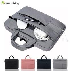 Laptop Bag Case 13 14 15.6 inch Cover Protective Waterproof Sleeve Handbag For Macbook Air Pro iPad Tablet Thinkpak Dell Lenovo