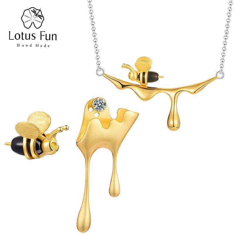 Jewelry Set Gold