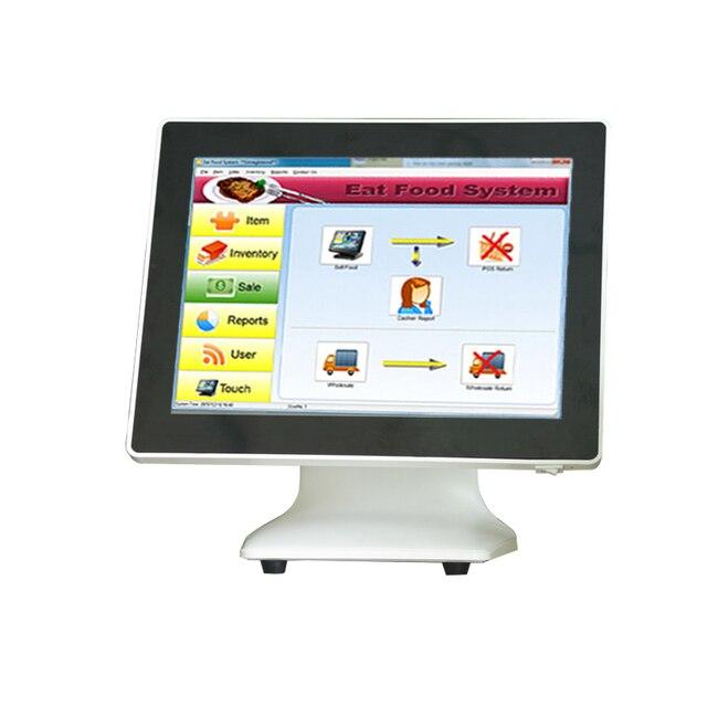 Terminal de position de contact de caisse enregistreuse de bureau de systèmes d'epos de Windows pour la vente au détail 2