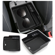 RUIYA Car Armrest Box Storage For Ceed GT/ProCeed GT 2018 2020 Central Control Container Auto Interior Organizer Accessories