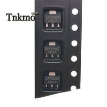 10 pces spf5189z sot 89 SPF 5189Z spf5189 SPF 5189 sot89 5189z chips eletrônicos amplificador de baixo ruído novo e original