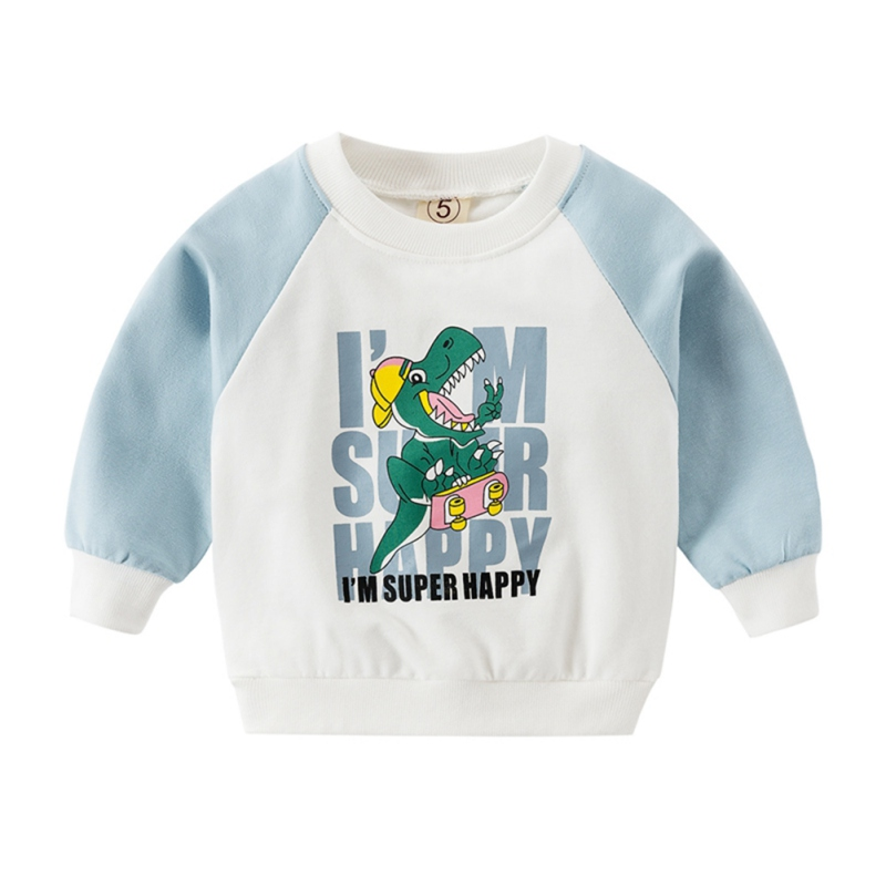 Toddler boys girls Sweatshirts Spring Autumn Winter Coat Sweater Baby Long Sleeve Outfit Tracksuit Kids Shirt Cheap Clothes 2020 3