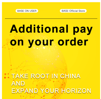 Additional pay on your order ( Use for shipping way / add product / change product ) image