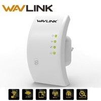 Wavlink N300 Original Wi fi Repeater 300Mbps Mini Wireless N Router Wifi Repeater Lange Range Extender Booster UK EU UNS AU Stecker-in Wireless-Router aus Computer und Büro bei