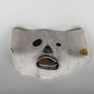 Image 5 - Slipknot маска Corey Taylor латексная маска для косплея TV Slipknot маска Хэллоуин косплей костюм реквизит