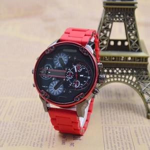 Image 3 - Часы наручные мужские кварцевые с автоматической датой и разными часовыми поясами
