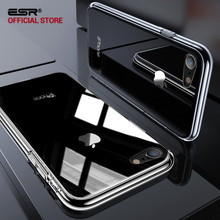 ESR 9H Hard Tempered Glass Case For iPhone