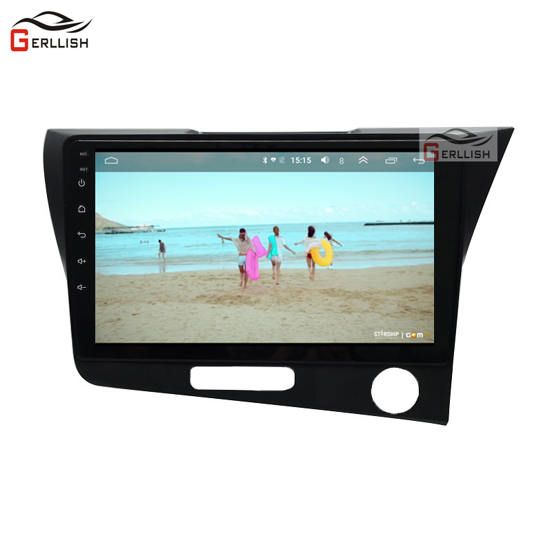 Android Central multimedia car DVD Video <font><b>GPS</b></font> Car radio for <font><b>Honda</b></font> CR-z/<font><b>Crz</b></font> Rhd Right driving image