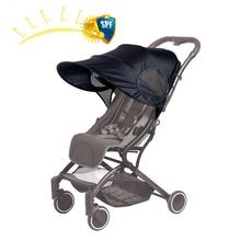 Stroller-Accessories Sunshade Awning Detachable Universal Baby Windproof Uv-Resistant