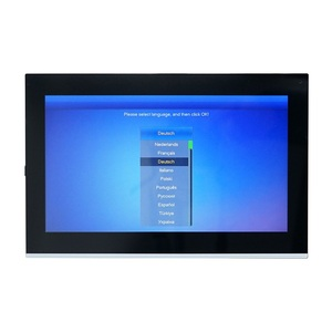 Image 3 - DH logo VTH5441G PoE(802.3af) 10 inch Touch Indoor Monitor,IP doorbell monitor, Video Intercom monitor,wired doorbell monitor