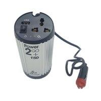 Koks Dosen Form 150W Auto Inverter 12V Zu 220 V/110 V Fahrzeug Power Converter Adapter USB2.1A