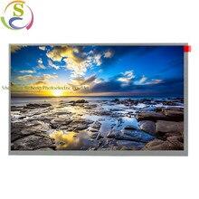 -Venda direta de Equipamentos Industriais 10.2-polegada AT102TN43 10.2 polegada LVDS ecrã LCD de Tela resolução 1024*600 brilho