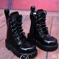 1/3 1/4 sapatos um par moda estilo botas sapatos para bjd sd bonecas sapatos acessórios