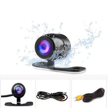 170°Wide Angle Car Rear View Backup Camera Night Waterproof Dust-proof Sensor Parking Reverse Camera for Cars