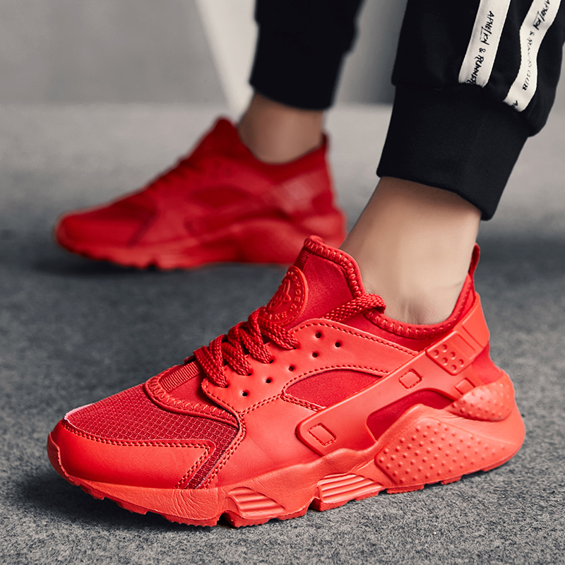 Damyuan 2019 Tennis Men's Sneakers Breathable Comfortable Mesh Men's Shoes Outdoor Non-slip Wear-resistant Casual Running Shoes