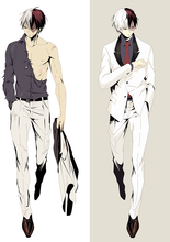 2020 March Update Anime My Hero Academia Body Pillow Cover Case Cool Boys Pillowcase 2 Way