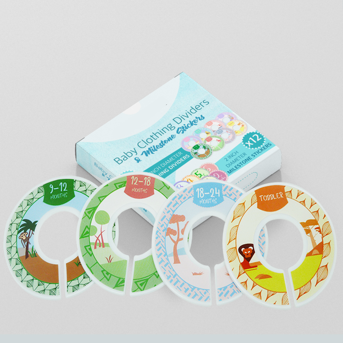Baby Closet Dividers For Clothes