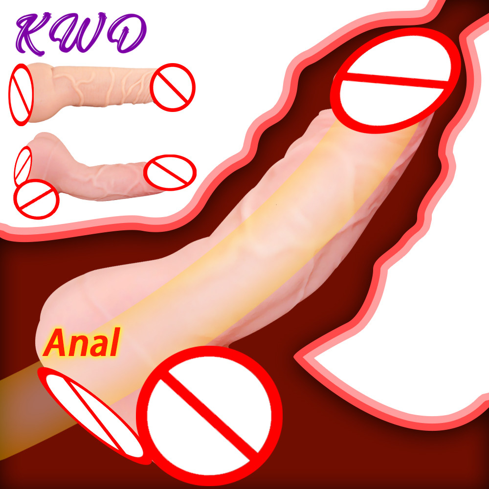 Realistic Dildo Real <font><b>Pussy</b></font> Vagina Fake <font><b>Ass</b></font> Gay <font><b>Sex</b></font> <font><b>Toys</b></font> for Men Masturbator Anal Plug Cock Sleeve Penis Enlarger Sleeve image