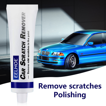 Car Styling Car Cleaner Repair Kit Car Body Scratch Paint Polish Polishing Grinding Compound Auto Scratch Repair Tool TSLM1 image
