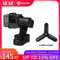 FeiyuTech WG2X estabilizador de cámara de acción a prueba de salpicaduras 3D trípode cardán portátil y montable para Sony RX0 GoPro Hero 7 6 5
