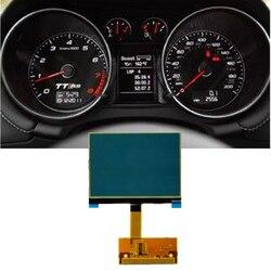 Ekran wyświetlacza LCD licznik samochodowy ekran wyświetlacza naprawa klastra pikseli dla Audi A3 A4 A6 S3 Serier dla Jaeger TT 8N 1999-2005