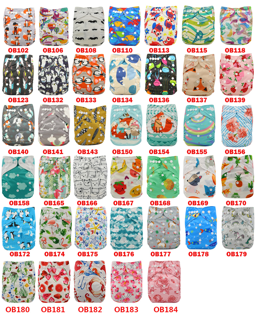 hot sale pocket diapers