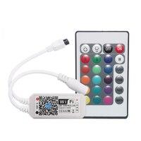 Wifi RGB LED 스마트 스트립 컨트롤러 5050 3528 Alexa Google 홈 매직 홈 프로 APP 원격 컨트롤러 Homekit|홈 자동화 모듈|   -