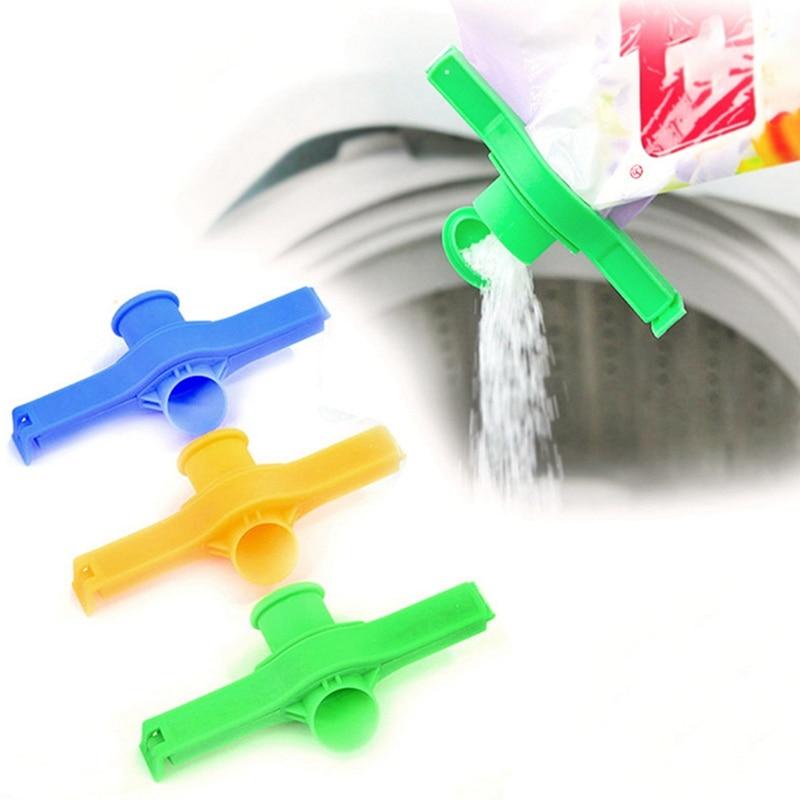 Kitchen Utensil Sealer Clamp Food Sealing Kitchen Seal Clip Moisture-proof Bag Fresh-keeping Mini Food Storage Clip