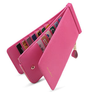 Williampolo Long Wallet Card-Holder Large-Capacity Bank Women P266 New-Product Simple