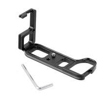 L Type Balhoofd Quick Release Plaat Qr Montagebeugel Board Mount Voor Sony A7II/A7R2/A7M2 Arca statief Camera Onderdelen