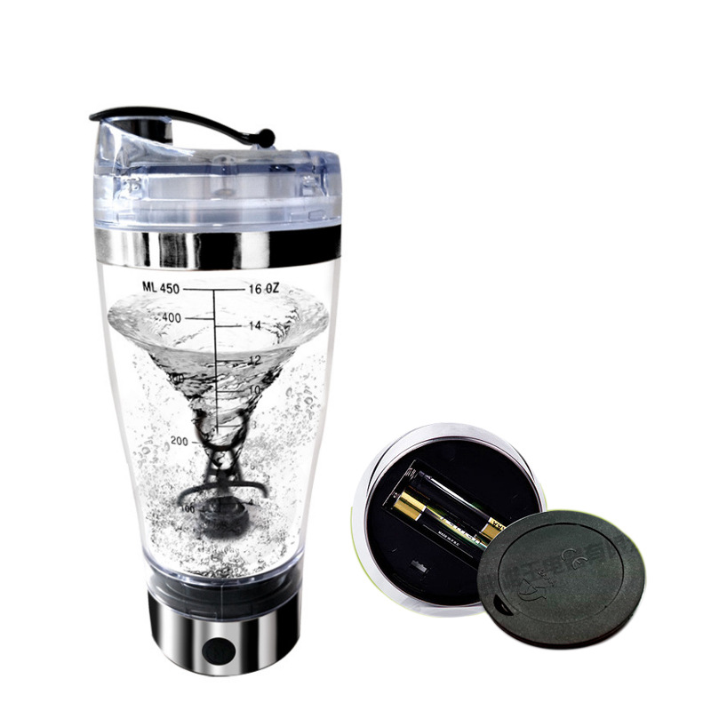 Electric Juicer Cup Mixing Cup Fruit Juice Pressed Cup Battery-Protein Powder Coffee Milkshake 2019 Lazy Cup Amazon