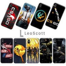 цена Counter Strike CS GO DIY Luxury Phone Case For iphone 4 4s 5 5s 5c se 6 6s 7 8 plus x xs xr 11 pro max онлайн в 2017 году