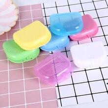Accessories-Tools Organizer Appliance Denture-Case Hygiene-Supplies Mouth-Guard Dental-Storage-Box
