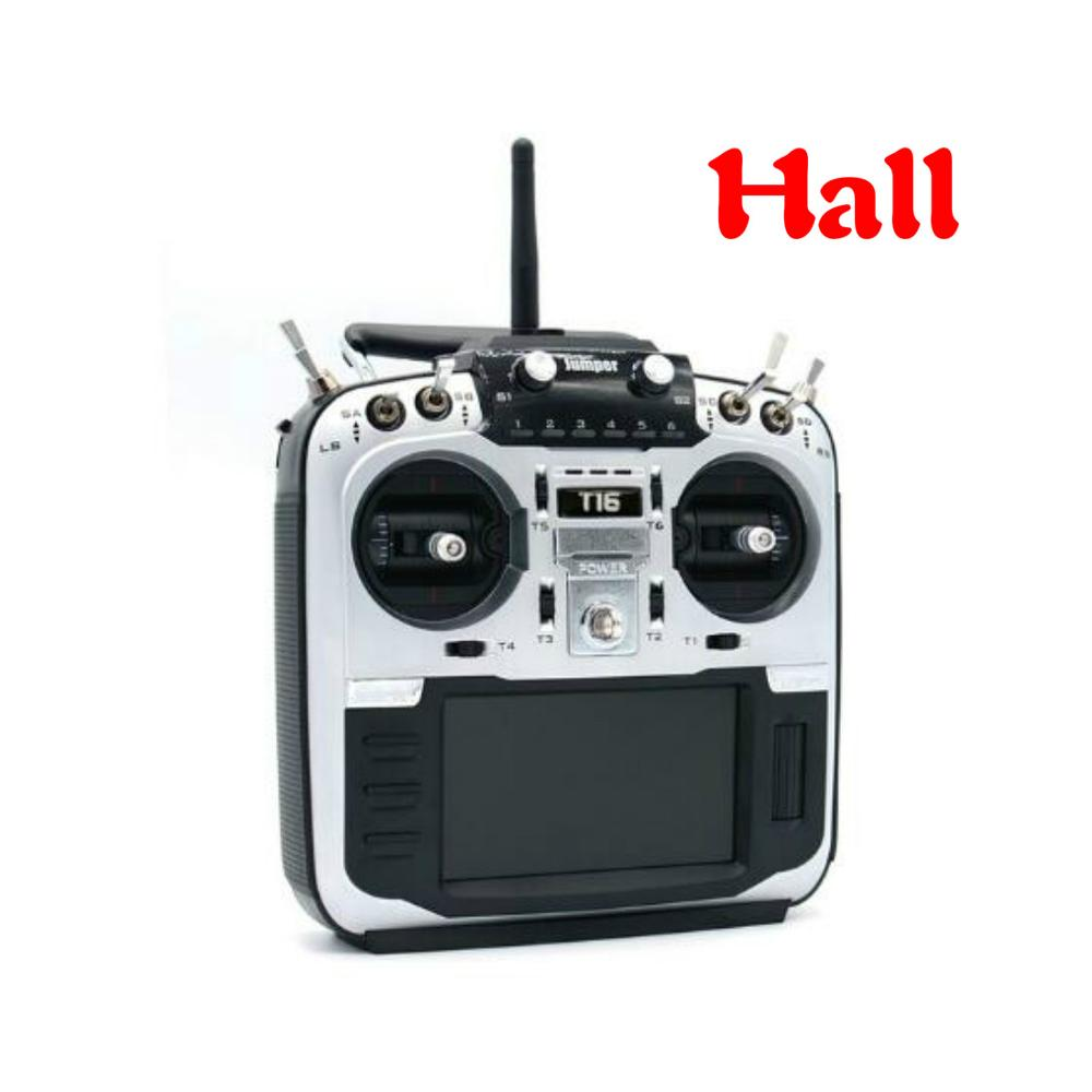 Image 4 - Jumper T16 pro T16 Plus Hall Gimbal Open Source Multi protocol Radio Transmitter JP4 in 1 RF Module 2.4G 16CH Remote controller-in Parts & Accessories from Toys & Hobbies